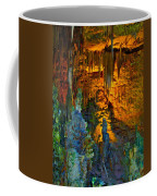 Devils Cavern Bari Greece Coffee Mug