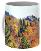 Devil's Courthouse In The Fall Coffee Mug