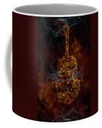 Devils Fiddle Coffee Mug by Fran Riley