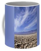 Devil's Golf Course Coffee Mug