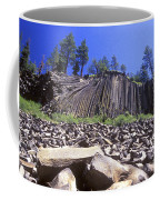 Devils Postpile Coffee Mug