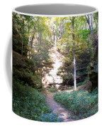 Devil's Punch Bowl Wildcat Den Coffee Mug