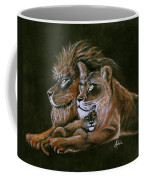 Devotion Coffee Mug by Adele Moscaritolo