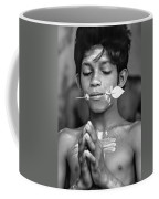 Devotion Bw Coffee Mug