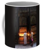 Devotion In Jerusalem Coffee Mug