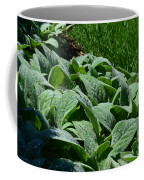 Dew Kissed Foliage Coffee Mug