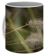 Dew On Ornamental Grass No. 1 Coffee Mug