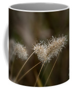 Dew On Ornamental Grass No. 2 Coffee Mug