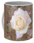 Dewy Dawn Peace Rose Coffee Mug