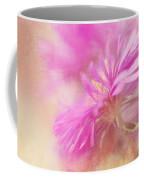 Dewy Pink Asters Coffee Mug by Lois Bryan