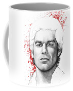 Dexter Morgan Coffee Mug