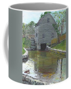 Dexter's Grist Mill - Cape Cod Coffee Mug