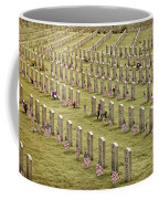 Dfw National Cemetery II Coffee Mug