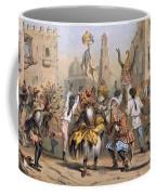 Dia De Reyes, Cuba Coffee Mug