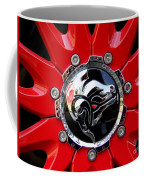 Diablo Wheel Hub Coffee Mug