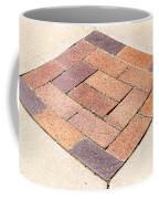 Diamond Bricks Coffee Mug