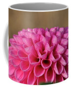 Diamond Dusted Dahlia Coffee Mug