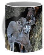 Diamond In The Ruff Ice Coffee Mug