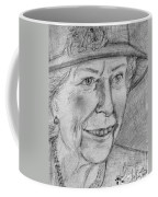 Diamond Jubilee Queen  Coffee Mug