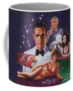 Diamonds Are Forever Coffee Mug
