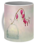 Dicentra In A Glass Vase 2 Coffee Mug