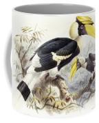 Dichocerus Bicornis Coffee Mug