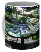 Dichromic Lily Pad Coffee Mug