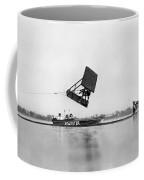 Dick Pope Aquagliding Coffee Mug