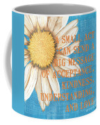 Dictionary Florals 4 Coffee Mug