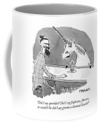 Did I Say Sprinkles? Did I Say Foofaraw Coffee Mug
