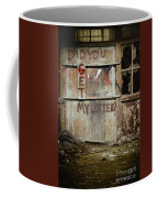 Did You Get My Letter? Coffee Mug