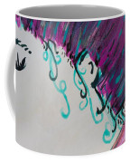 Did You See Her Hair Coffee Mug by Jacqueline Athmann
