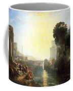 Dido Building Carthage Coffee Mug