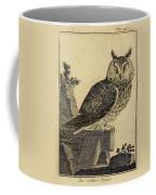 Die Mittlere Ohreule Coffee Mug