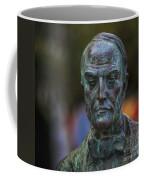 Diego Fernando Montanes Alvarez Statue Cadiz Spain Coffee Mug