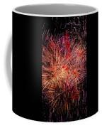 Diffuse Fireworks  Coffee Mug