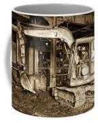 Dig Coffee Mug
