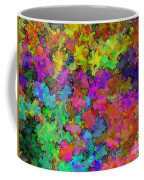 Digiral Abstract Colors Rich Coffee Mug