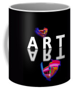 Digital Art Coffee Mug