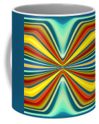 Digital Art Pattern 8 Coffee Mug by Amy Vangsgard