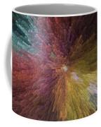 Digital Crystal Art Coffee Mug