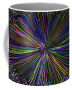 Digital Infinity Abstract Coffee Mug