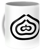 Digital Mono 12 Coffee Mug