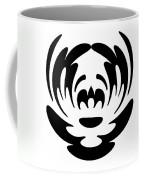 Digital Mono 15 The Clown Coffee Mug