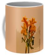 Digital Painting Lily Like Coffee Mug