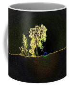 Digital Sunset Coffee Mug