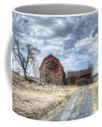 Dilapidated Barn Coffee Mug