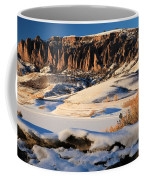 Dillon Pinnacles Sunset Coffee Mug