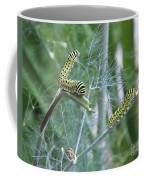 Dillweed And Caterpillars Coffee Mug