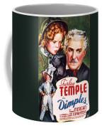 Dimples Coffee Mug by Movie Poster Prints